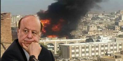تصريحات «هادي» بشأن تعز.. لماذا تجاهل الرئيس إدانة «الإخوان»؟