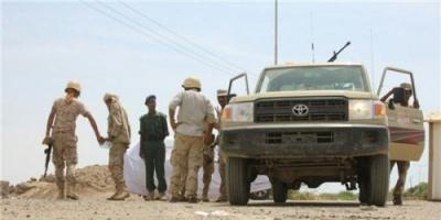 الحزام الأمني بأبين ينفي مداهمته منزل قائد القوات الخاصة محمد العوبان