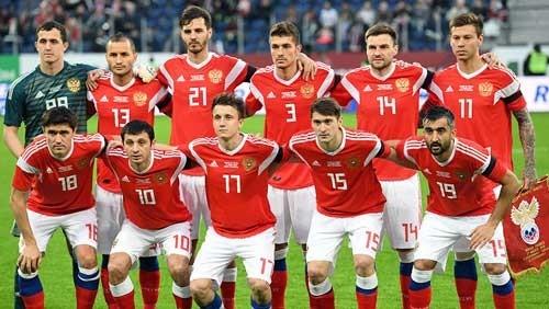 روسيا تكتسح كازاخستان برباعية في تصفيات يورو 2020
