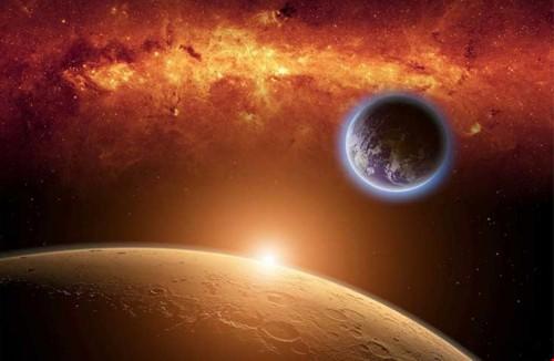 """بفطريات وطحالب.. """" ناسا """" تكشف ملامح حياة على المريخ (صور)"""
