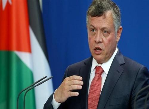 العاهل الأردني يلعن إلغاء زيارته إلى رومانيا تضامنًا مع القدس (تفاصيل)