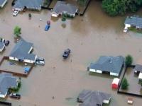 الفيضانات تدمر 1500 وحدة سكنية شمالي إيران