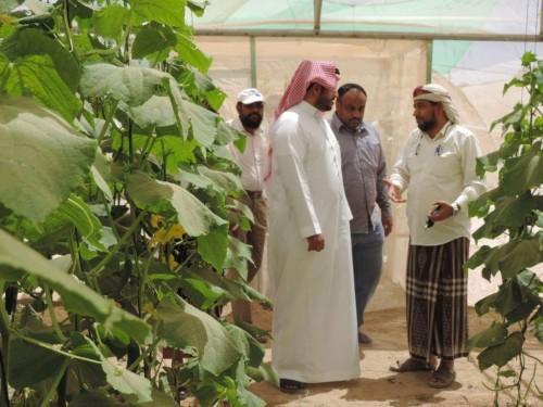 البرنامج السعودي يستعرض احتياجات وادي وصحراء حضرموت
