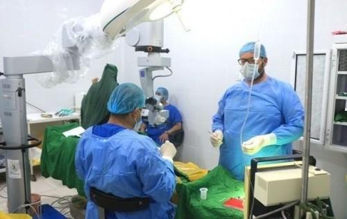 فريق طبي سعودي ينجح في استئصال ورم نادر من قلب مريض يمني