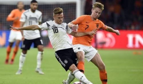 أهداف وملخص مباراة هولندا ضد ألمانيا بتصفيات يورو 2020