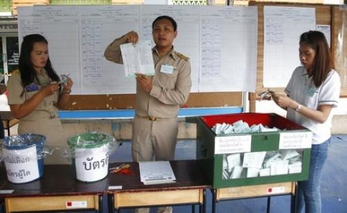 لشكوك في صحتها.. تأجيل إعلان نتائج الانتخابات التايلاندية