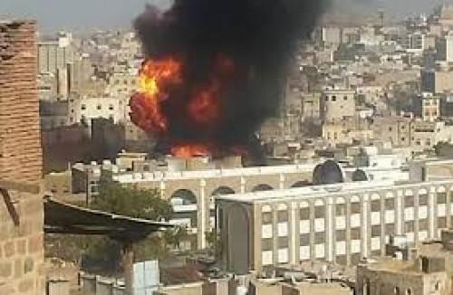على خطى الحوثي.. الإصلاح ينهب ويسرق ويدمر الممتلكات في تعز