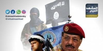 تزامنًا مع جرائم الإخوان في تعز.. الحوثي يُفصح عن علاقته بالإصلاح