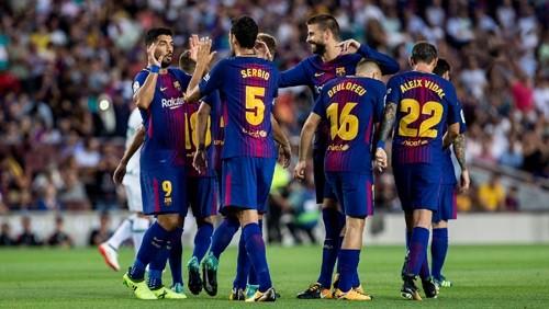 برشلونة يكشف عن صفقته الجديدة