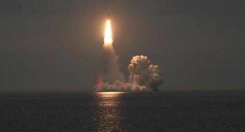 الجيش الأمريكي يجري مناورات لإسقاط صواريخ عابرة للقارات