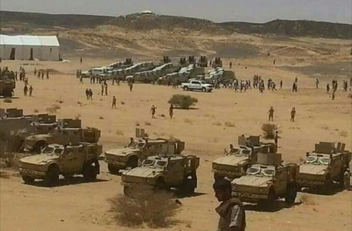 قيادة قوات النخبة الشبوانية توجه نداءا هاما إلى أهالي مرخة وعبدان (تفاصيل)