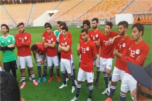 تشكيل منتخب مصر الاولمبي ضد هولندا