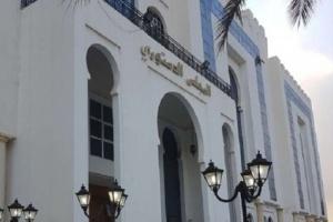 المجلس الدستوري بالجزائر يعقد اجتماعا لإعلان حالة شغور منصب رئيس الجمهورية