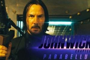 إعلان الجزء الثالث لفيلم John Wick يقترب من 18 مليون مشاهدة