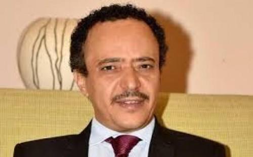 غلاب: الحوثية سلمت نفسها لإيران
