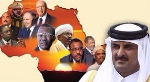 قطر توسع مخطط الاستعمار في إفريقيا (فيديو)