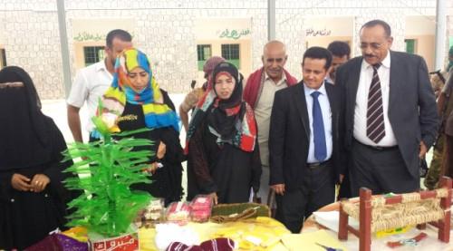 """فتحية أرشد لـ """"المشهد العربي"""": ننفذ مشاريع تنموية بهدف تمكين المرأة الريفية بلحج"""