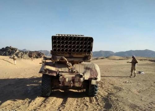 """عملية """"الجبال البيضاء"""" تضبط أسلحة ومتفجرات في نصاب ومرخة (صور)"""