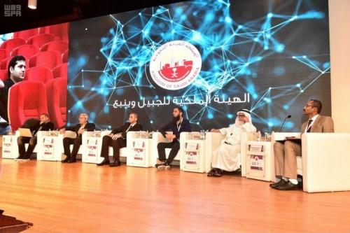 اختتام أعمال المؤتمر والمعرض السعودي للروبوتات بمدينة الجبيل الصناعية