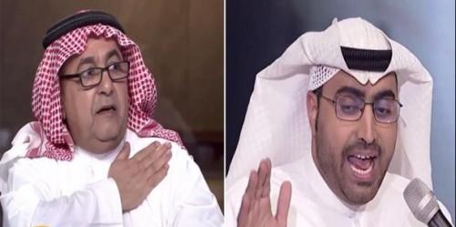 بالفيديو.. داود الشريان يستضيف منشدين يؤدون الفنون الصوتية بالسعودية