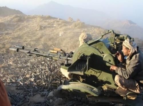 مقتل 15 عنصراً من مليشيا الحوثي في باقم