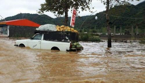 مقتل وإصابة 29 إيرانياً في حصيلة جديدة لضحايا الفيضانات