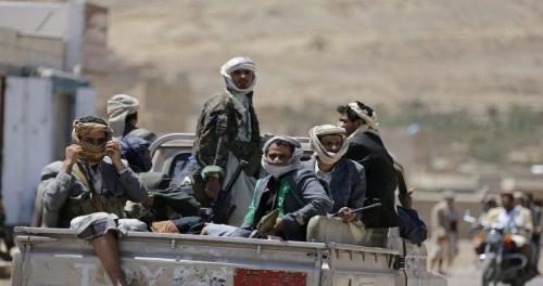 مليشيات الحوثي تحشد عناصرها إلى مناطق التحيتا بالحديدة