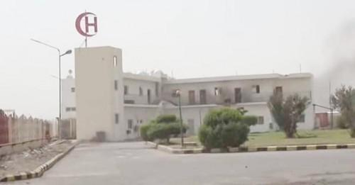عاجل..مليشيات الحوثي تستهدف مستشفى 22 مايو بالأسلحة الرشاشة في الحديدة