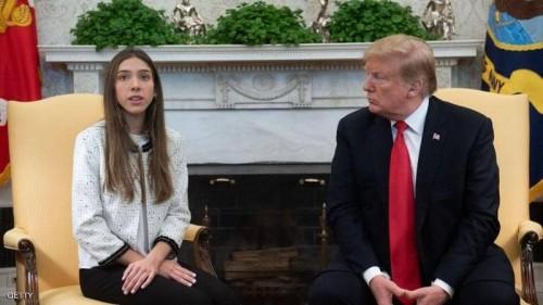 """زوجة """"غوايدو"""" في الولايات المتحدة لإسقاط الرئيس مادورو"""