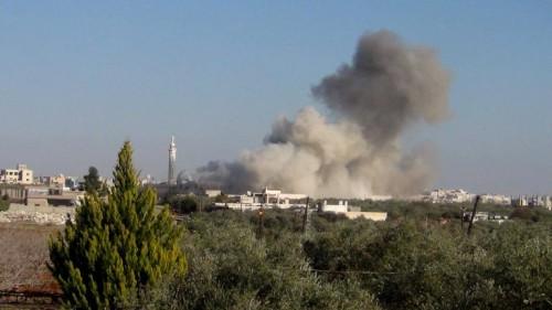 العفو الدولية تستنكر هجمات النظام السوري على أهداف مدنية