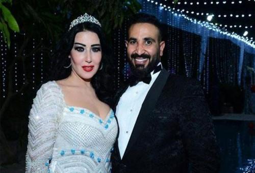 في خطوة مفاجأة.. أحمد سعد يعلن انفصاله عن سمية الخشاب