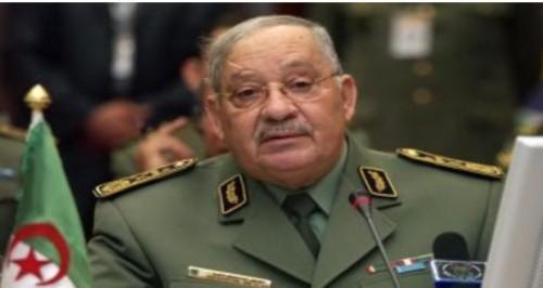 رئيس الأركان الجزائرى: لابد من عمل أفراد الجيش بشكل متواصل