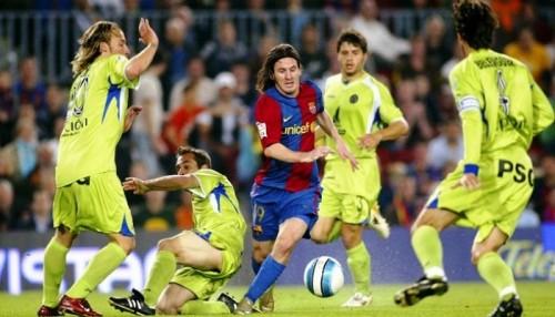هدف ميسي الماردوني الأفضل في تاريخ برشلونة