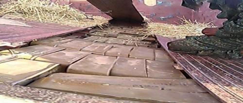 إحباط عملية تهريب شحنة ذخائر بدوفس في أبين.. تفاصيل وصور