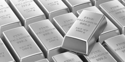 خسائر البلاديوم تتزايد لتبلغ 7% تخوفًا من انخفاض الطلب
