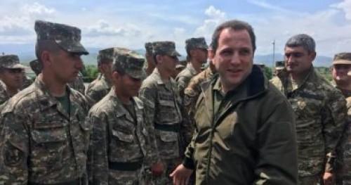 أرمينيا وأمريكا يبحثان أنشطة البعثة الأرمينية الإنسانية فى سوريا