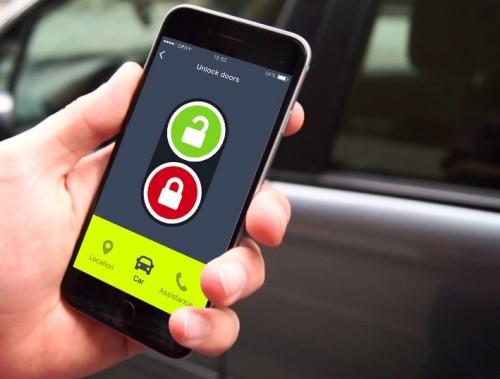 """هيونداي تطور """"مفتاح رقمي"""" من خلال الهواتف الذكية (صور)"""