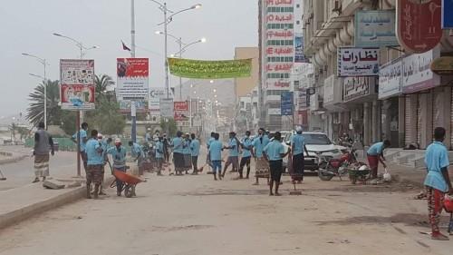 إطلاق حملة نظافة في شوارع المكلا.. السبت المقبل