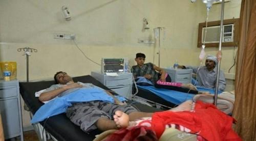وفاة 23 شخصا بالكوليرا في تعز خلال مارس الجاري