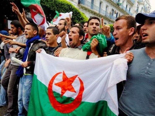 المعارضة الجزائرية تقيم محاكمات شعبية افتراضية لرموز النظام