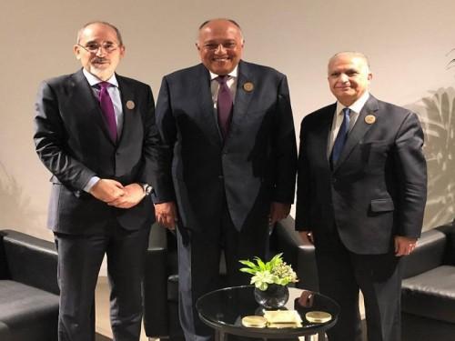 اجتماع ثلاثي بين مصر والعراق والأردن لبحث القضايا الإقليمية