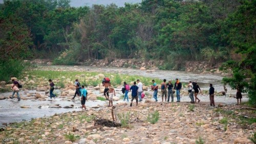 فنزويلا.. الصليب الأحمر يستعد لتوزيع المساعدات الإنسانية خلال أسبوعين