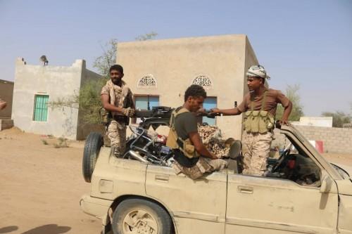 تفاصيل أسر 45 من مليشيا الحوثي في حجة