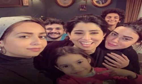 """شاهد هبة مجدي وآيتن عامر من كواليس """" طلقة حظ """" (صورة)"""