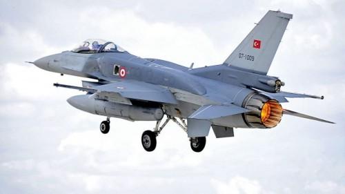 تركيا تقصف شمالي العراق بدعوى استهداف إرهابيين