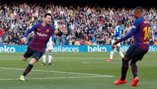 لاعب برشلونة: أحلم بالاستقرار مع الفريق