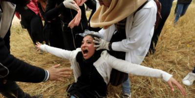 """ارتفاع عدد شهداء """"مليونية الأرض والعودة"""" إلى 4 فلسطينيين بغزة"""