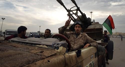 """""""غوتيريش"""": القائدان المتنافسان في ليبيا  بشأن الجيش قد يتوصلان لحل"""
