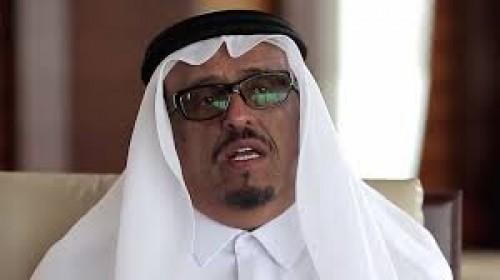 خلفان: تميم قام بحركة غير مهذبة بحق كبار العرب
