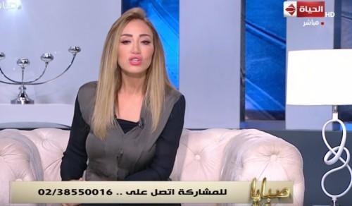 """"""" جوازات تقصر العمر """".. هكذا علقت ريهام سعيد على طلاق سمية الخشاب"""